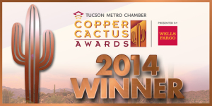 Airtronics wins Copper Cactus Award