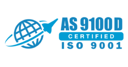 AS9100 Third Party Certificate